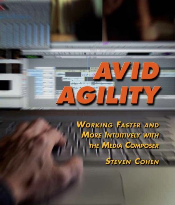 Avid Agility - Books on Editing in Media Composer