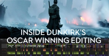 Inside Dunkirks Oscar Winning Editing