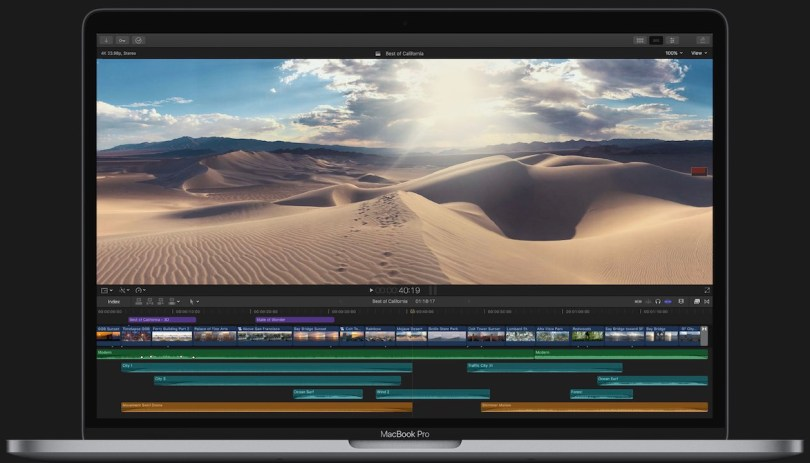 FCPX new features 2018