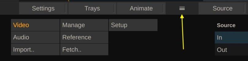 make more space in the SCRATCH UI