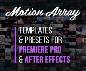 MotionArray Templates
