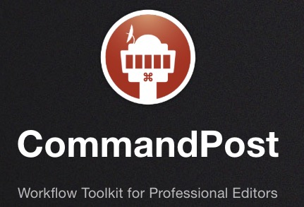 command post for fcpx