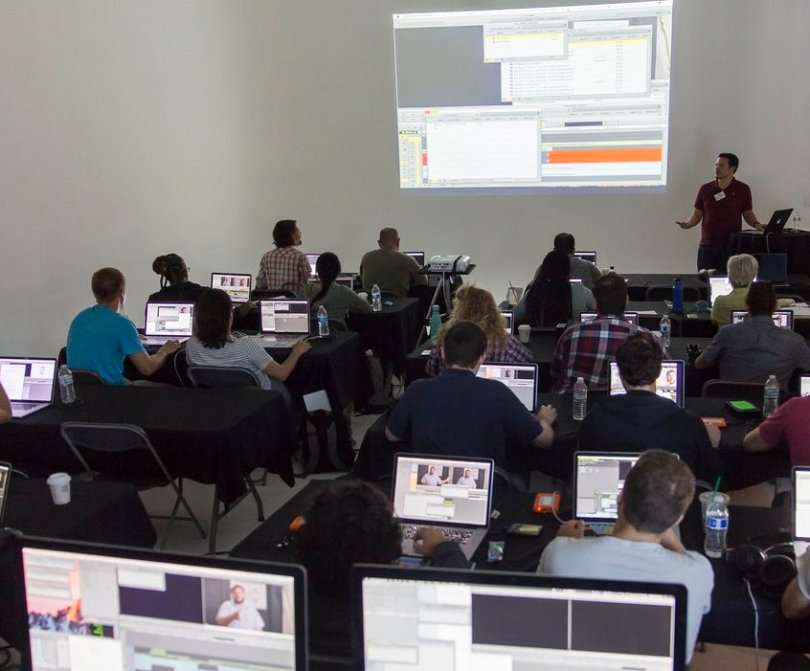 in person assistant editing training