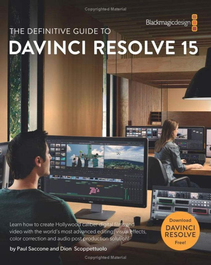 Official Davinci Resolve 15 Training For Free Jonny Elwyn Film Editor