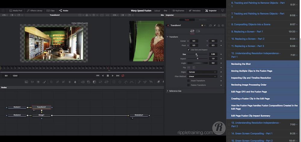 Learn High End Finishing Techniques in Fusion | Jonny Elwyn - Film