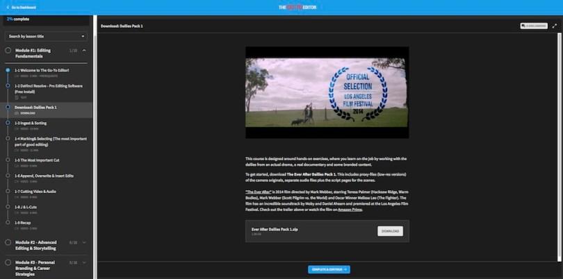 Download film dailies