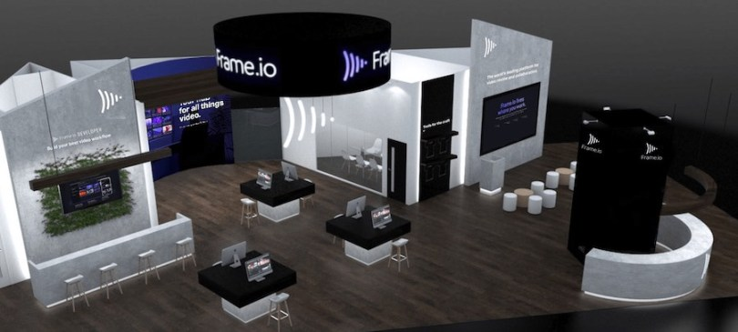 frame io presentations at NAB 2019
