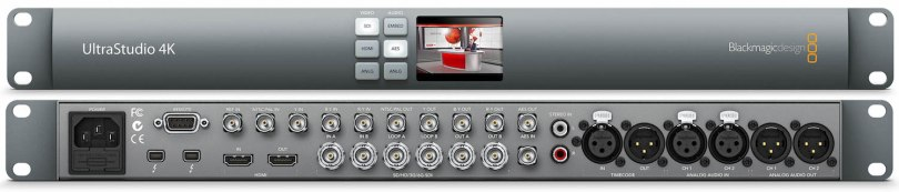 Blackmagic Design UltraStudio 4K