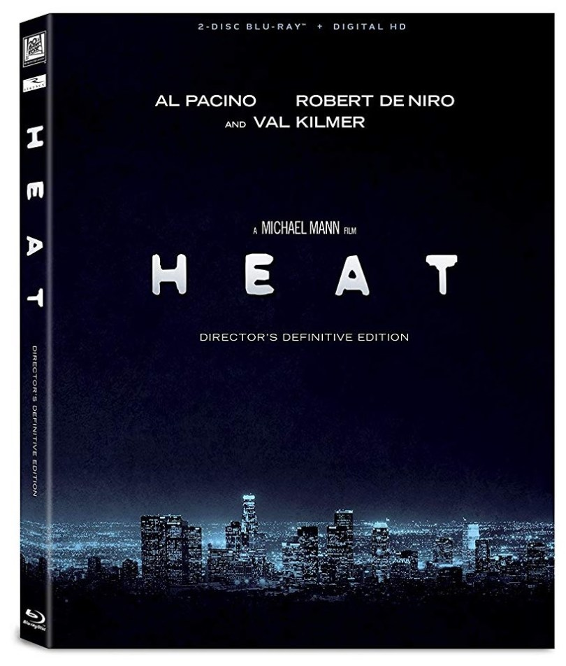 Heat blu-ray definitive edition
