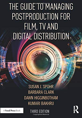 Guide to managing post production for film and tv book review