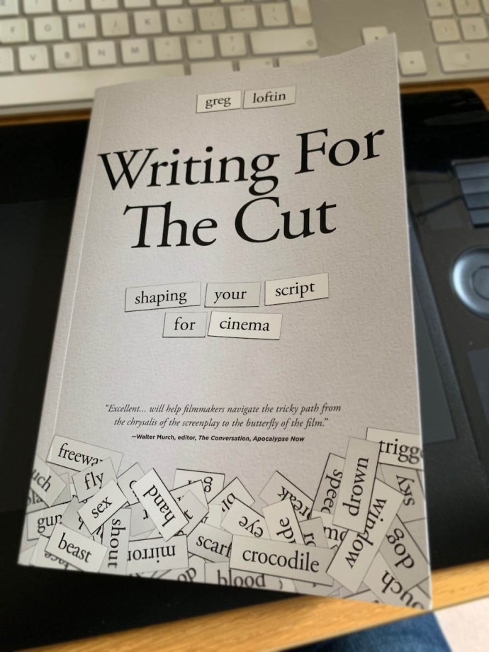Greg Loftin - Writing for the cut book review