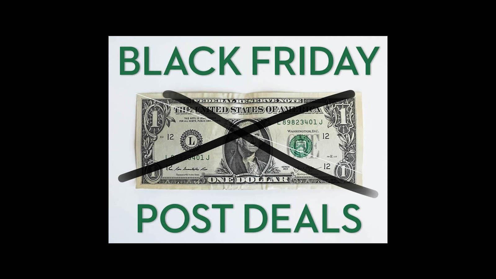 Black Friday Post Production Deals 2020 Jonny Elwyn Film Editor