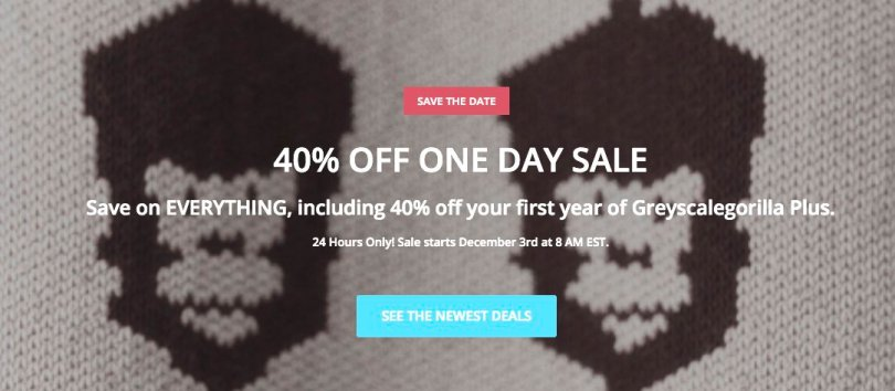 Post Production Cyber Monday sales