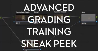 LowePost Advanced Color Grading Training Reviewed