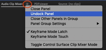 how to work with two screens in premiere pro