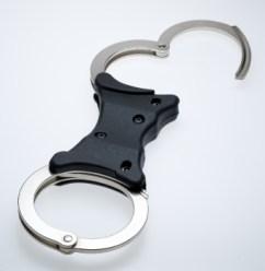 Rigid Bar Handcuffs