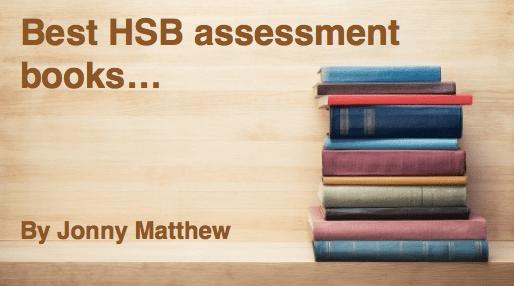 3 must-read books on HSB assessment…