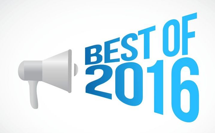 The top 3 of 2016…