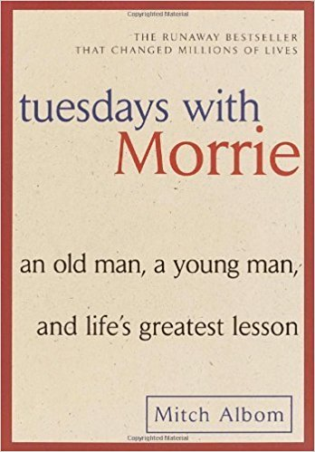 Tuesdays with Morrie – book review