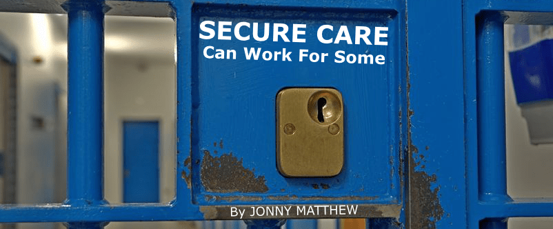 Why secure care can work – for some…
