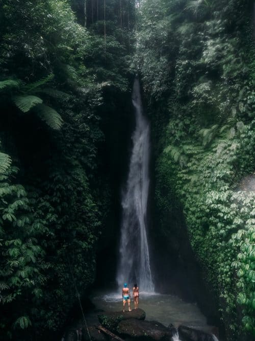LEKE LEKE WATERFALL BALI INDONESIA  Jonny Melon