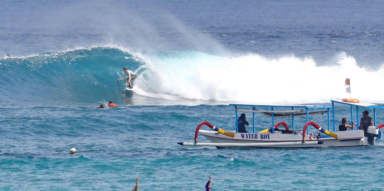 surfin lembongan