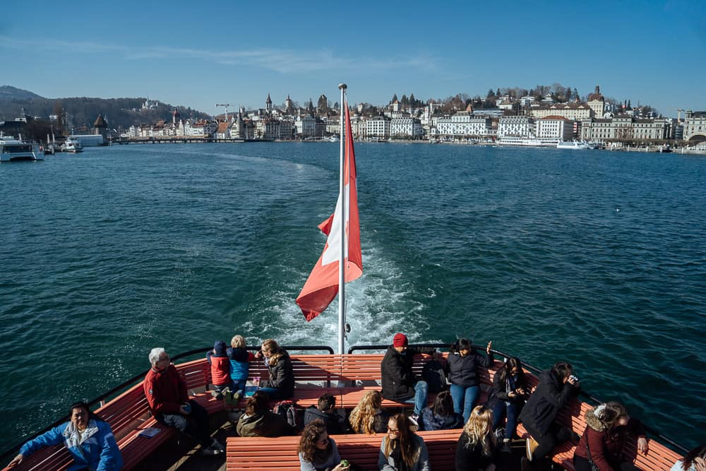 switzerland itinerary