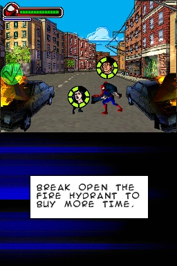 Ultimate SpiderMan DS  Jonathan Russell