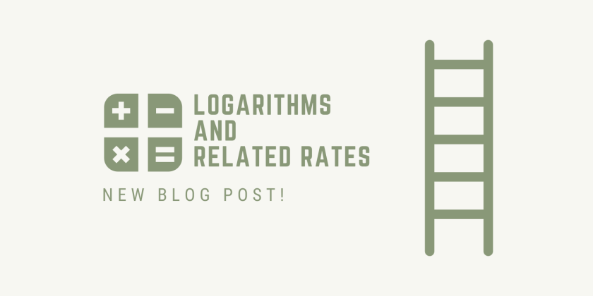 Logarithms and Related Rates