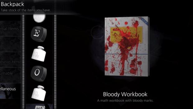bloodyworkbook