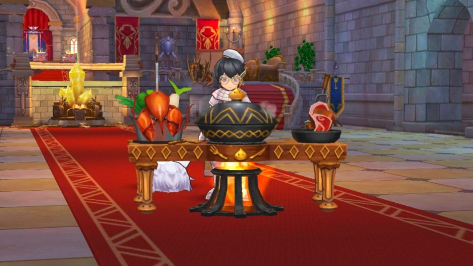 Daftar Resep Masakan (Frying) Ragnarok M: Eternal Love