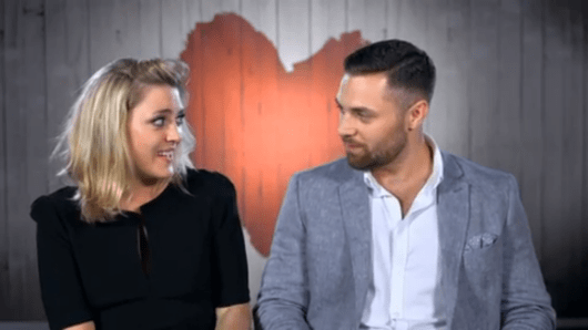 First Dates Series 7 Episode 7 - Milly and Jonas