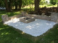 Building a backyard fire pit page 2 | Jon Pohlman