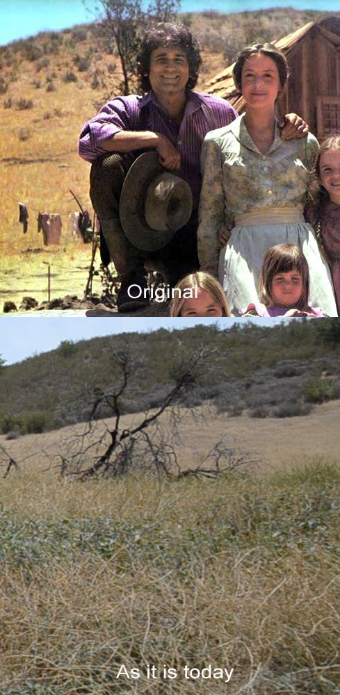 Little House On The Prairie Filming Location : little, house, prairie, filming, location, Movie, Ranch, Little, House, Filming, Location, Laura's, Prairie, Laura, Ingalls, Wilder