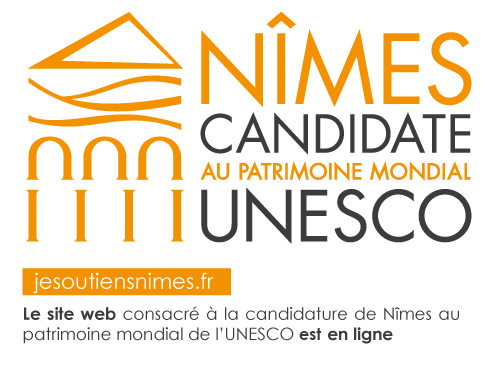 La commune soutien la candidature de la ville de Nîmes au patrimoine mondial de l'UNESCO