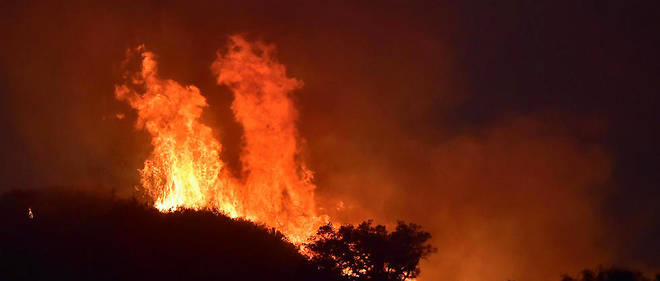 Risque incendie : niveau très élevé !
