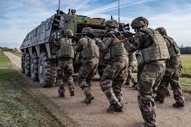 Manoeuvres militaires