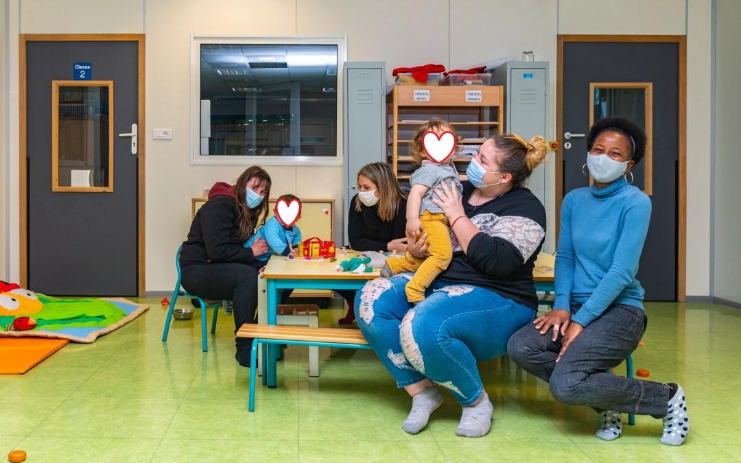 Séance Babill'joncs ce mercredi 3 février à l'école maternelle !