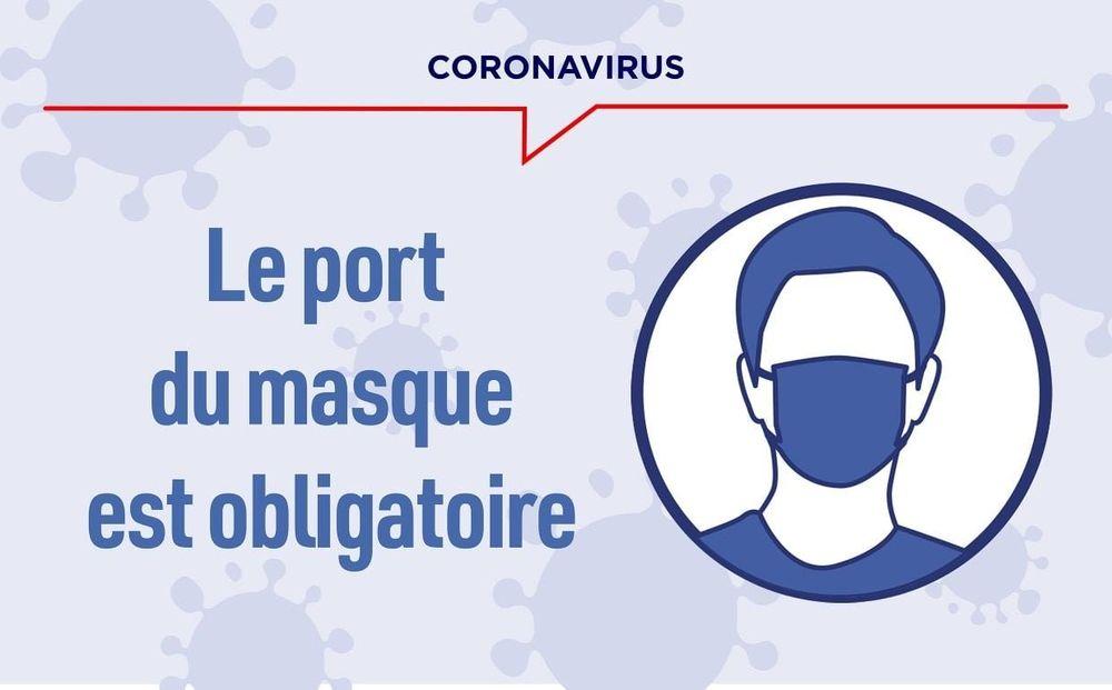 Port du masque: Arrêté Préfectoral du 30 avril 2021
