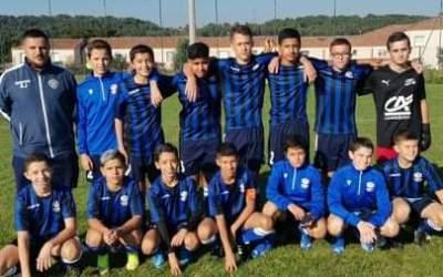 Le FCJ (Football Club Jonquièrois) évolue sous une nouvelle identité