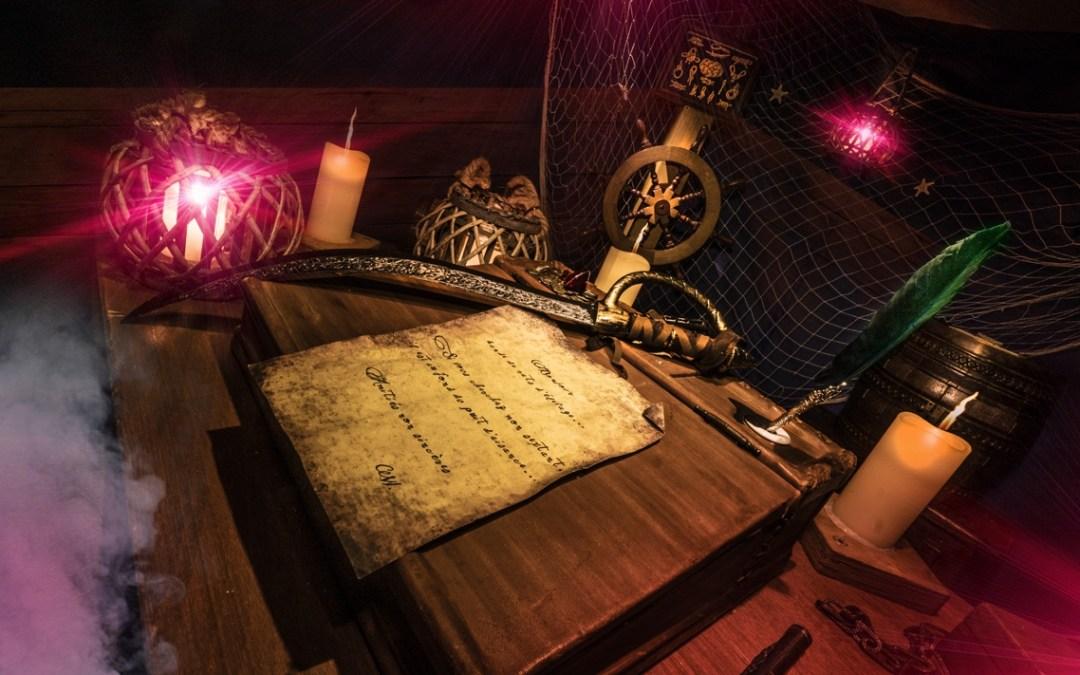 Escape room : des pirates à Jonquières Saint Vincent, il reste quelques places…