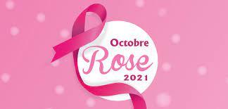 Octobre Rose : Présence en mairie d'un stand  de sensibilisation au dépistage du cancer du sein