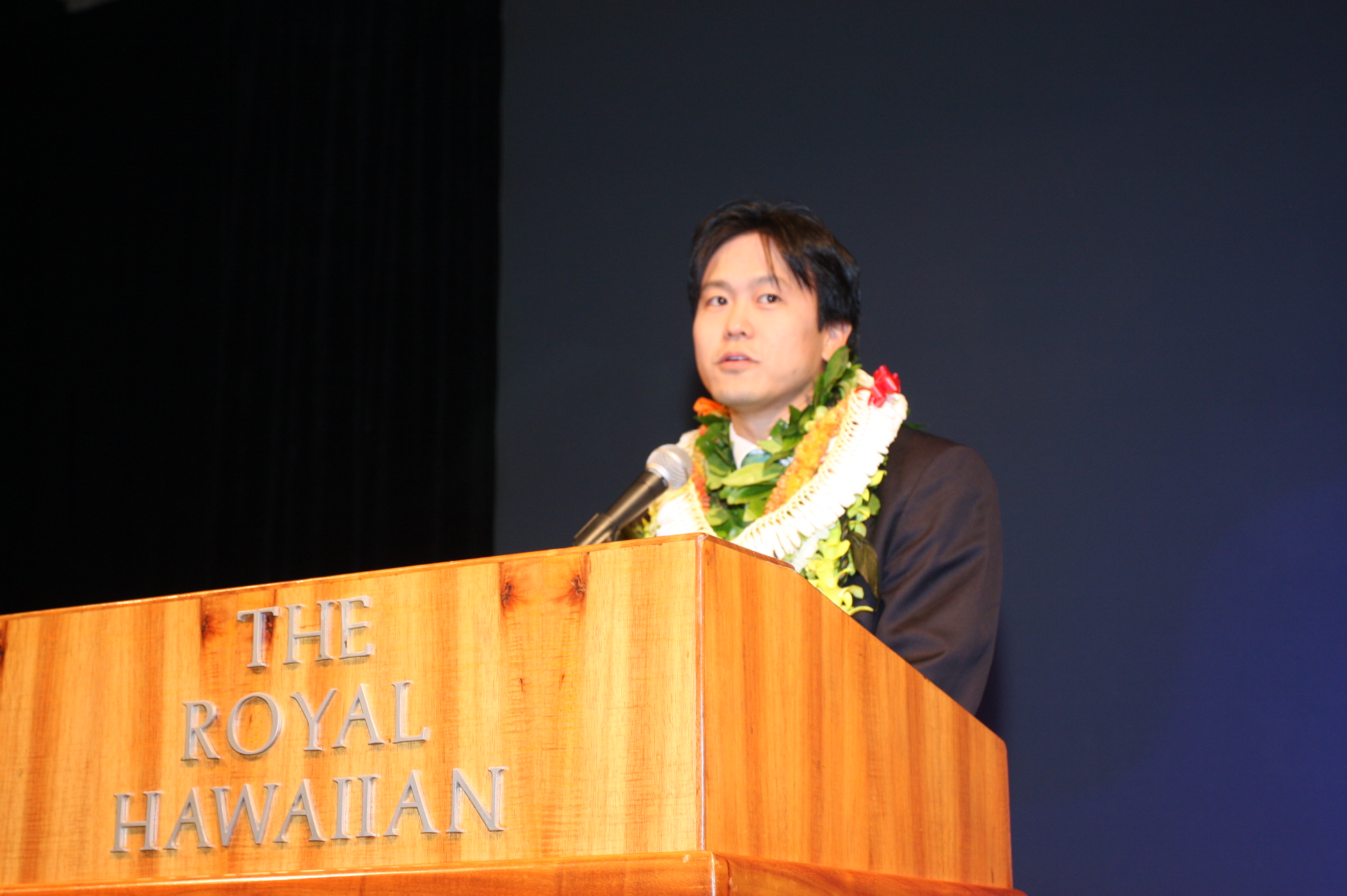 Rep. Jon Riki Karamatsu's speech on his Lt. Governor platform for the State of Hawaii, some of which was drafted in 1996 and the rest written between 2002 to 2009.