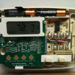 Digital Thermostat Battery