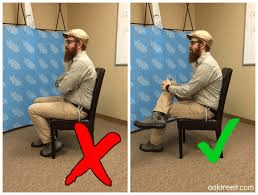 Posture Good and Bad