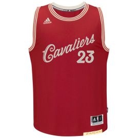 Cleveland Cavaliers LeBron James Christmas Jersey