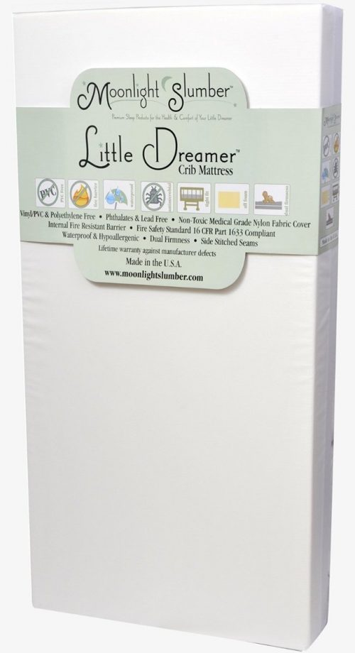 Moonlight Slumber Little Dreamer Twin Innerspring Mattress