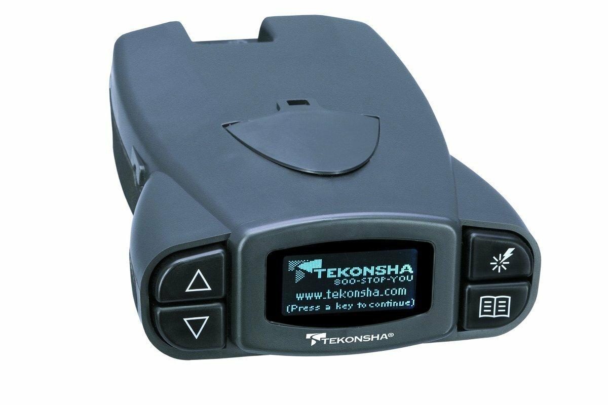 Trailer Mounted Electronic Brake Controller Wiring