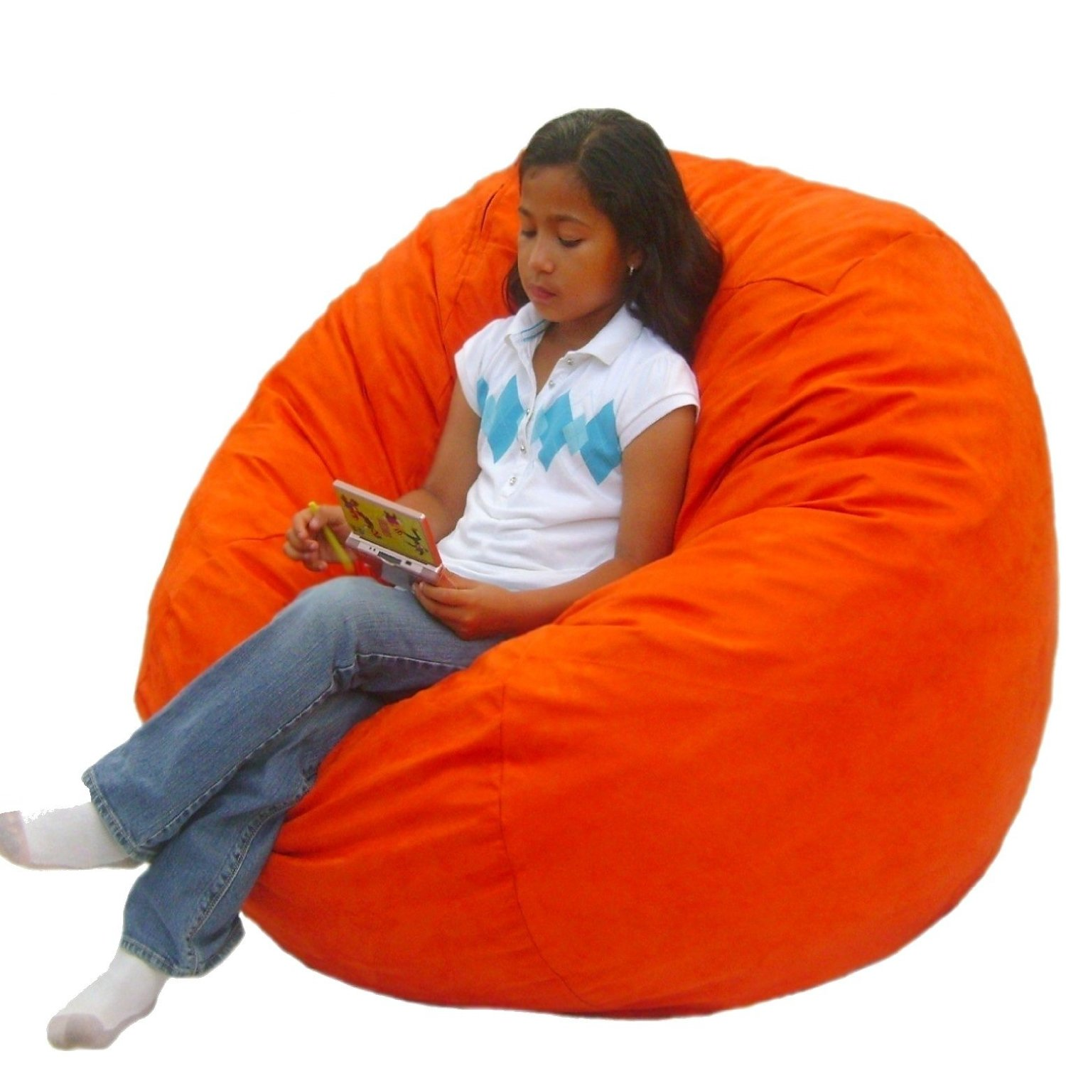 Adult Size Bean Bag Chair Top 10 Best Bean Bag Chairs For Kids Reviews 2019
