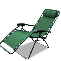Zero Gravity Pool Chairs As Seen On Tv Chair Cover Top 10 Best Reviews Find Yours 2019 Outsunny Recliner Lounge Patio Green